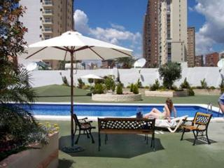 IDEAL FAMILIAS, PLAYA LEVANTE, Parking y piscina