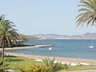 APART. OPTIMIST: TRANQUILIDAD Y VISTA AL MAR MENOR - WIFI GRATUITO