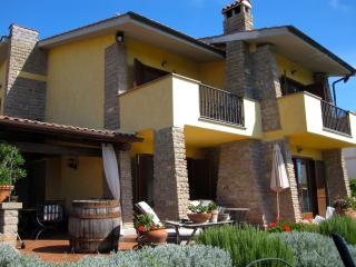 Luxury Villa Private Pool near Rome WIFI, Sutri