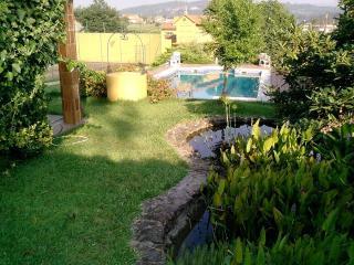 Casa con encanto en Vilanova de Arousa (Galicia).