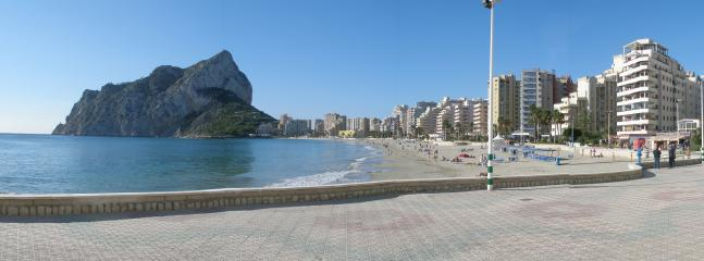 La Fossa Beach