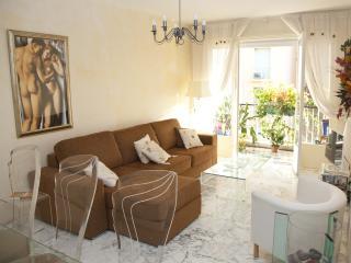 Living area leading onto terrace