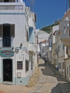Burgau Street - old charm remains!