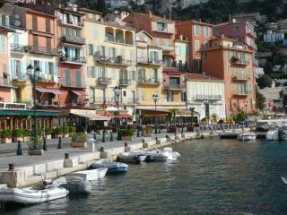 Sea view apartment in Villefranche-sur-mer