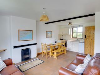 Oysterhaven Holiday Cottages Lounge, Kitchen & Dining Area
