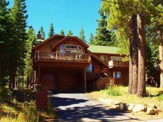 Big Pine Tree Lodge in Mid Summer