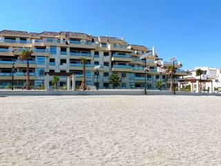 View of complex from the beach