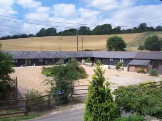 1 Stables, rural barn complex nr Canterbury