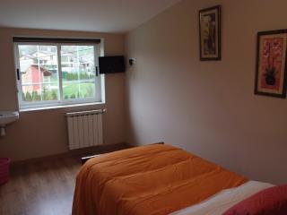 Habitación Individual Sarria baño privado