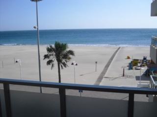 Apartamento en primera línea de playa, Cadix