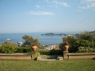 Historic French Riviera chateau with garden, terrace and sea view, Villefranche-sur-Mer