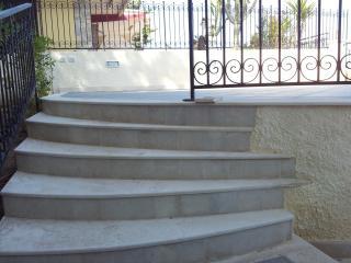 gradini di pietra 'viva'
