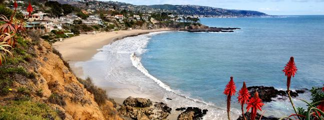 Beautiful Laguna Coastline