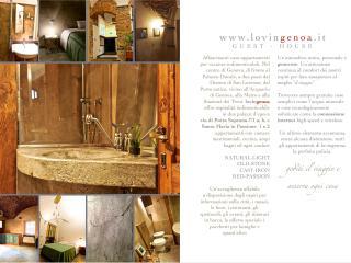 lovingenoa GUEST HOUSE - host and design - spazi studiati per accogliere