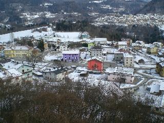 Casa di montagna, Cinte Tesino