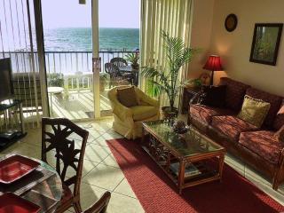 Apollo 306 updated Beachfront Condo with full panoramic view many extras, Marco Island