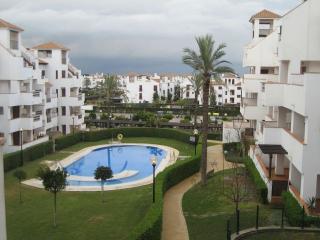Precioso apartamento en urbanización con piscinas, Vera