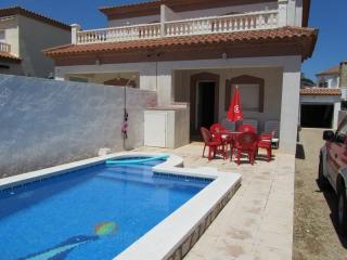 Chalet Menorca con piscina privada apto para max 7, Miami Platja