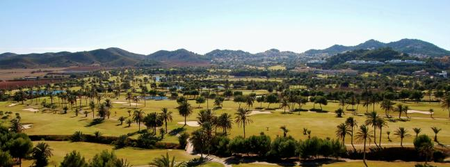 View of South Course at La Manga Club