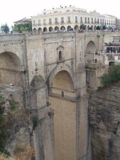 Puente Nuevo Bridge at Ronda