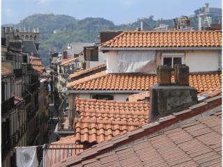 Acogedor ático en Parte Vieja, Donostia-San Sebastián