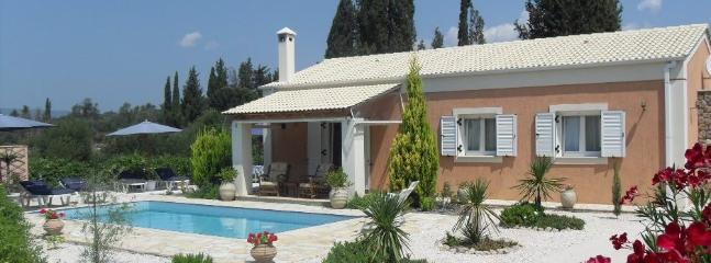 Villa Oleander - Corfu