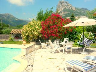 Villa avec piscine, 5 places, Saint-Jeannet