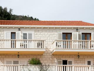 Apartments Zaton Bay - One-Bedroom Apartment with Balcony and Sea View