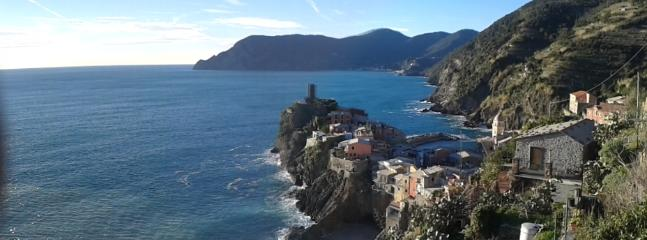 Vernazza ,a village of Cinque terre at 40min drive