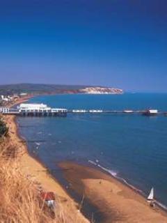 sandown bay and pier