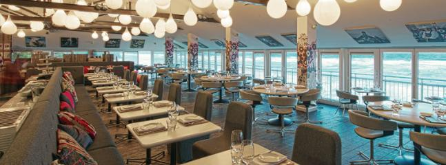 Jamie Oliver's Fifteen Cornwall at Watergate Bay