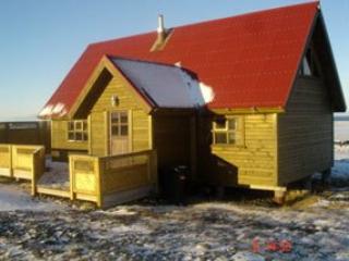 Hafnir, Skagastrond
