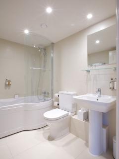 Bathroom - Top Floor Apartments