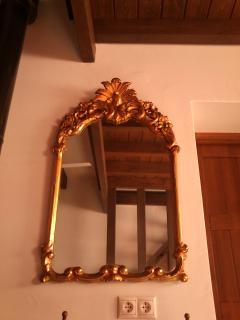 Espejo antiguo de la Buganvilla