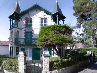 Appartement typique Baulois - Villa Printania, La-Baule-Escoublac