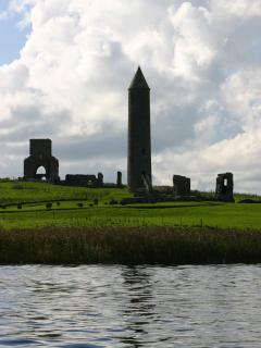 Devenish Monastic Site was founded in the 6th century only 6 miles away