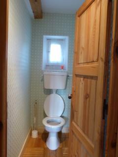 les WC du 1er etage