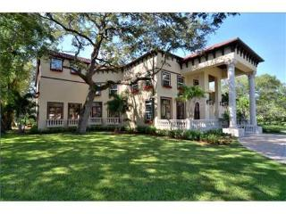 South Tampa Mega Mansion