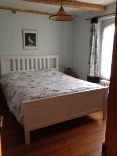 chambre du 1er etage avec 1 lit de 160/200