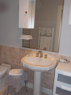 Ensuite shower-room