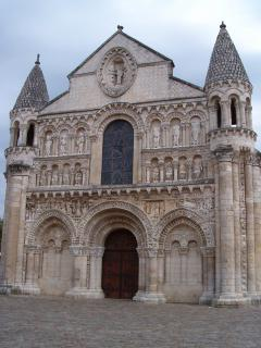Notre-Dame Church, Poitiers