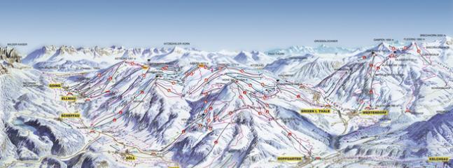 Skiwelt - Scheffau