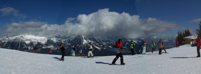 SkiWelt - Austria's largest Ski Resort
