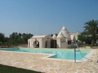 Resort Caelium TRULLO private pool, wifi, washing machine