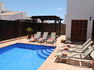 Villa Casa Bala with private pool, Región de Murcia