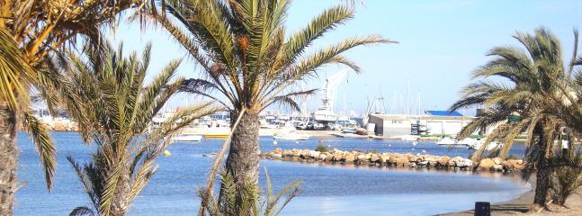 Neighbouring Los Urrutias beach