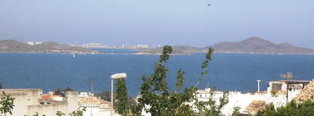 View of Mar Menor and La Manga from bedroom