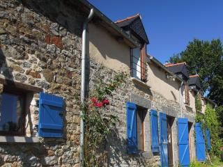 La Ville es Pellerin - spacious and peaceful gite