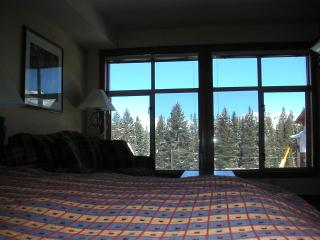 Studio Ski in/Out Slope & Village Views Powderhorn, Solitude