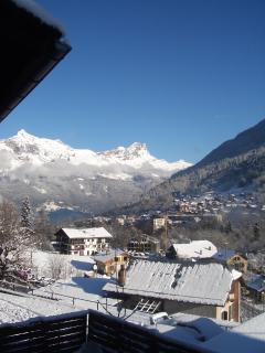 The View from the Chalet